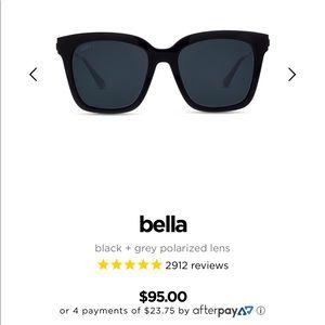 Diff Bella Sunglasses NEW